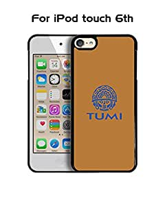 Tumi IPod Touch 6th Funda Case, Brand Logo Snap On Slim Ultra Thin High Impact Protector Solid Fit for IPod Touch 6th