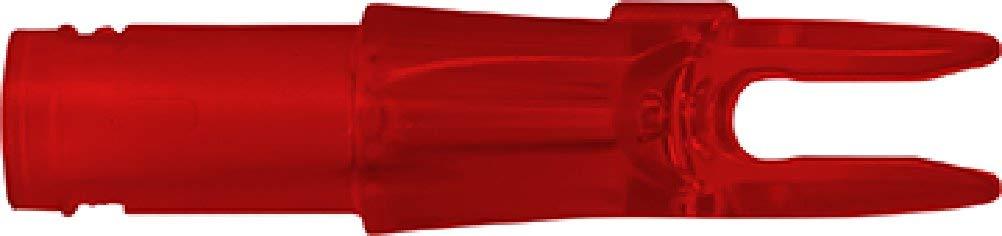 Easton Super 3D Nocks Dozen Bag Red