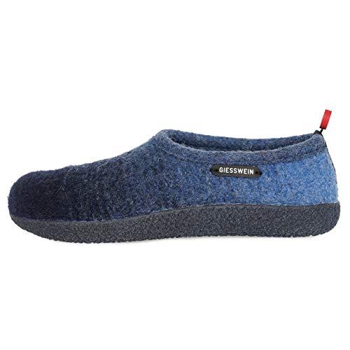 jeans Donna Basso Pantofole 527 Blu Collo Giesswein Vahldorf A nwSP0qwgH