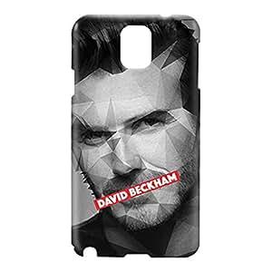 Loud Universe Samsung Galaxy Note 3 3D Wrap Around David Beckham Print Cover - Multi Color