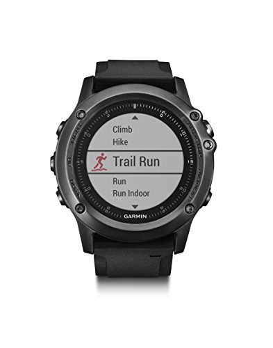how to see predicted times garmin fenix