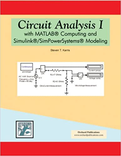 Circuit Analysis I with MATLAB Computing and Simulink