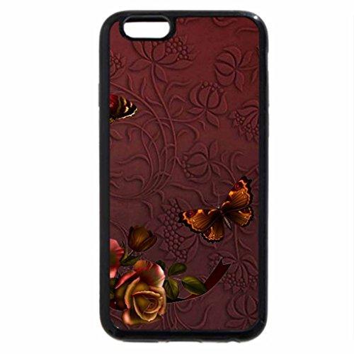 iPhone 6S / iPhone 6 Case (Black) Dark Beauties