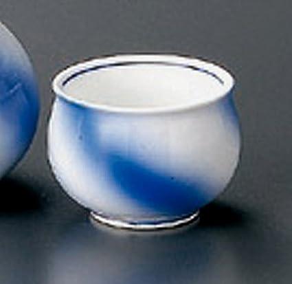 SEIRYUU-HISAGO Jiki Japanese Porcelain Set of 5 Sake Cups