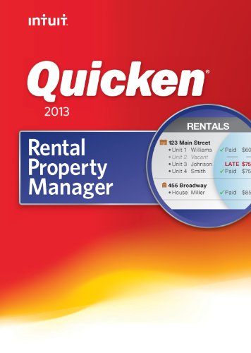 Quicken Property Manager Download VERSION