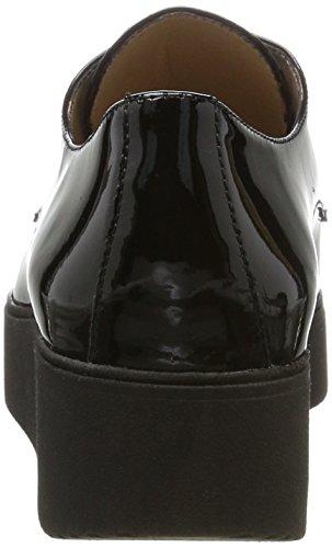 Caler Noir f17 Richelieu Femme Unisa pa black wx6Xnv