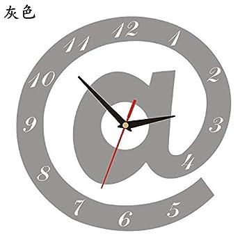 Despertador electrónico escritorio de la cabecera El reloj de pared de madera Habitación para niños Reloj mudo Electrónica Relojes de cuarzo Reloj ...