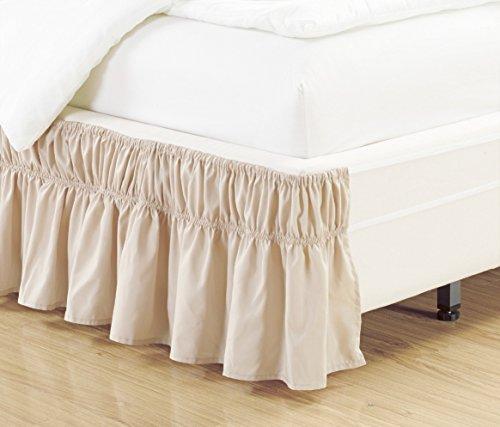 16 Medium Beige Linen - Wrap Around 16