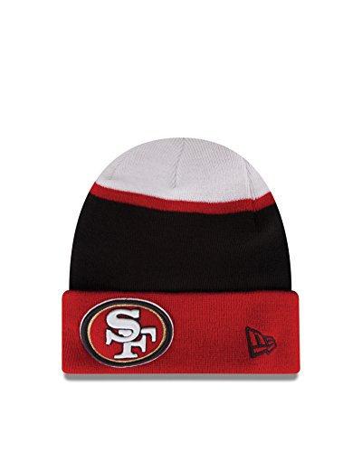 NFL San Francisco 49ers Winter Block Beanie (Coaches 49ers Mens Francisco San)
