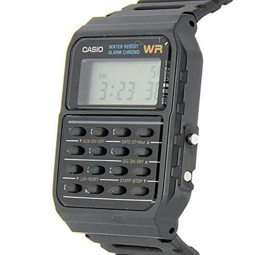 f9e2a52fffb Amazon.com  Casio Men s Vintage CA53W-1 Calculator Watch  Casio  Watches