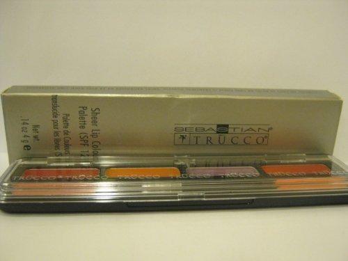 Sebastian - Trucco - Sheer Lip Colour Palette Spf 12 - .1...
