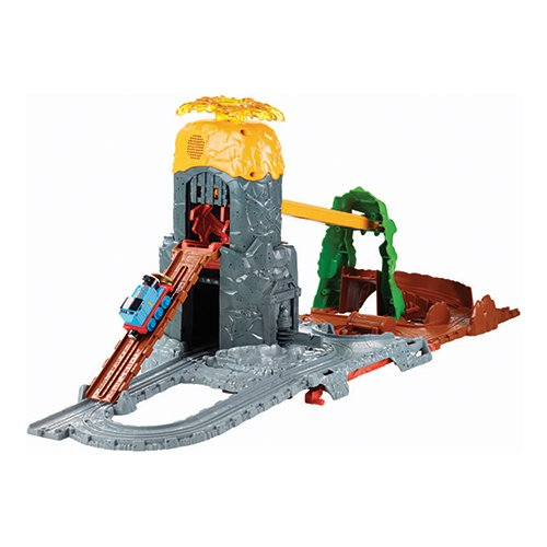 Thomas und seine Freunde Take N Play Set Daring Dragon Drop with Lights and Sound