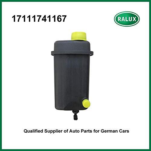 (Cocas Coolant Expansion Tank for BMW E39 E38 E31 540 735 740 17111741167/1711172307/61318360876/17111741167 coolant Overflow Container)