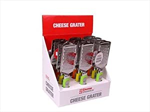 Home Basics Cheese Grater with a comfortable grip