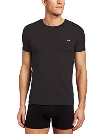 Diesel Men's Randal Essentials Logo T-Shirt, Black, Small