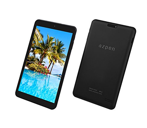 Azpen A842 8'' Android 6.0 Quad Core 16GB HD Tablet Bluetooth & Dual Cameras by Azpen