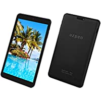 Azpen A842 8' Android 6.0 Quad Core 16GB HD Tablet Bluetooth & Dual Cameras