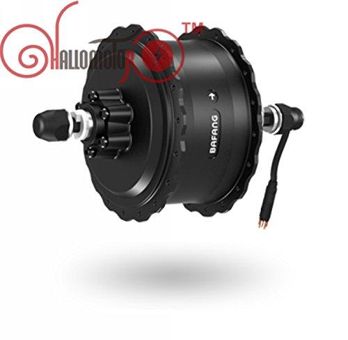 36V 500W 8Fun Bafang Brushless Geared DC Cassette Fat Tire Hub Motor Rear Wheel Dropout Width:190MM