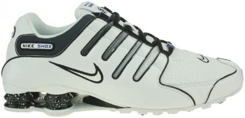 Nike Shox NZ EU 501524111, Sneakers Moda Uomo – Taglia 47.5  9Ho1ZG