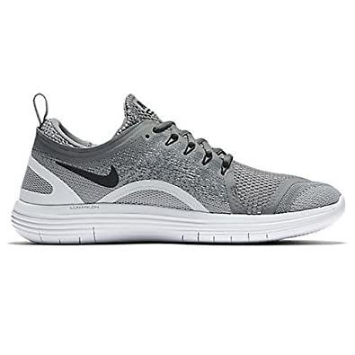 d9f86ab9668f Nike Men s Free Rn Distance 2 Cool Grey Black Wolf Grey Running Shoe Size  9  Buy Online at Low Prices in India - Amazon.in
