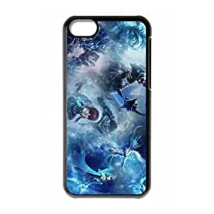 iphone5 C Phone Case Negro League of Legends Annie sss6561384