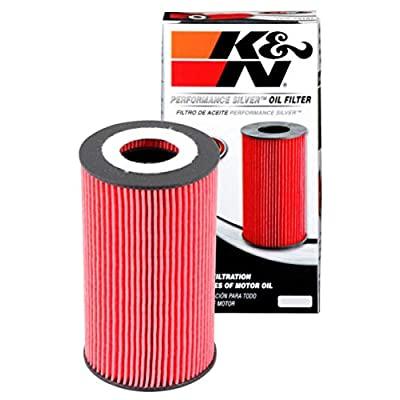 K&N Premium Oil Filter: Designed to Protect your Engine: Fits Select 1996-2015 PORSCHE (918 Spyder, Boxster, 911, GT2, GT3, Turbo, Cayman, Cayenne, Carrera, 996), PS-7011: Automotive