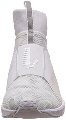 Femme White puma Fitness puma Fierce De White Wn's Puma 02 Chaussures Swan Blanc P6YnZx