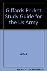 Army Board Study Guide Questions and Subjects