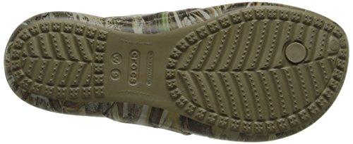 Crocs Realtree Delle Flip Donne flop 5 Kadee Max Cachi gfHqU
