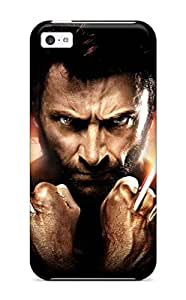 Cute High Quality Iphone 5c Wolverine Case