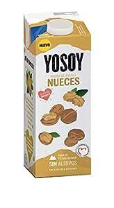 Yosoy - Bebida de Avena con Nueces - 1L