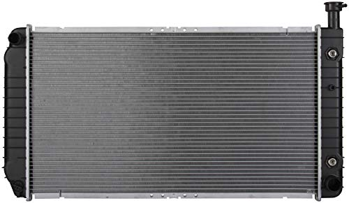 Spectra Premium CU2044 Complete Radiator 02 Gmc Savana Radiator