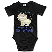 I'm Not Lion I'm Going To Be A Big Brother Infant Clothes Fine Graphic