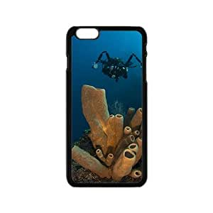 The Columnar Coral Hight Quality Plastic Case for Iphone 6