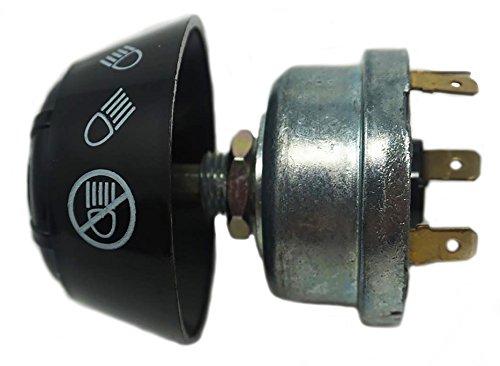 Combination Light & Horn Switch Massey Ferguson 240 231 282 261 281 271 30E 25 20F 50E 40E 20E 30H 50H 60H 50HX 50F 240P ()