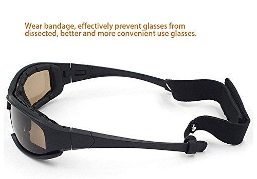 dbbdeffde16d Zabarsii DAISY X7 Polarized Army Sunglasses