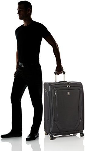 Travelpro Crew 10 29 Inch Expandable Spinner Suiter, Black, One Size by Travelpro (Image #5)
