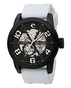 Rip Curl Men's A2501 - MWH R1 Automatic  Midnight White Automatic Analog Watch