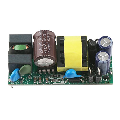 - DROK AC-DC Switching Power Supply Module Input AC 85V-264V or DC 110V-370V Output DC 5V Voltage Converter Module 2A 10W Volt Regulator Board