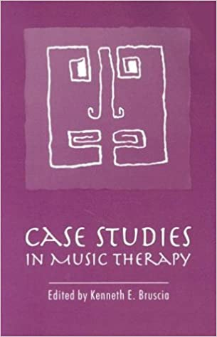 Book Case Studies in Music Therapy (1991-07-30)
