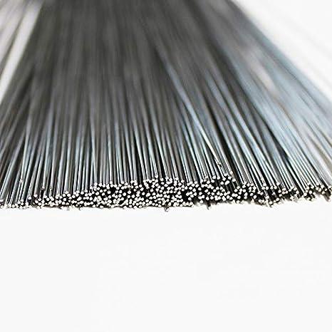 NO LOGO LM-Ressort Fil dacier Inoxydable for Les Ressorts Diam/ètre 0,2 mm /à 3 mm Size : 1.5x500mm 5pcs
