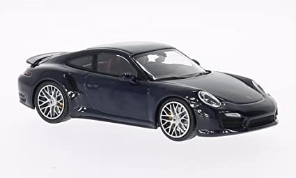 Porsche 911 (991) Turbo S, metallic-dark blue, 2013, Model
