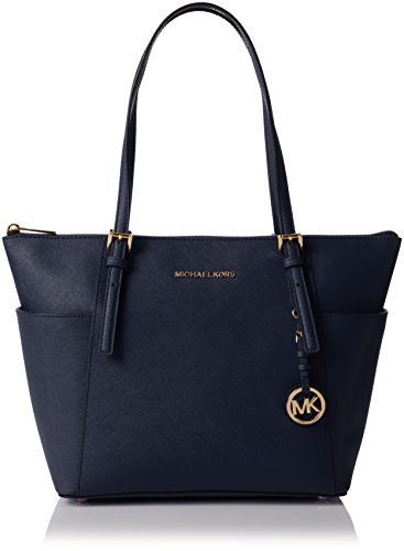 Michael Kors Jet Set Item, Tote Donna, Giallo, 11.4x25.4x38.1 centimeters (W x H x L) 1