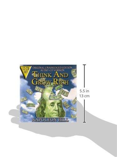 Think and Grow Rich (Original, Unabridged Edition 12 CD Set) by Wirgo L.L.C. (Image #1)