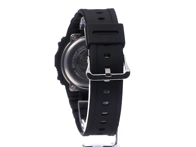 Casio Men's G-Shock Quartz Watch with Resin Strap, Black, 20 (Model: DW5600E-1V) 4