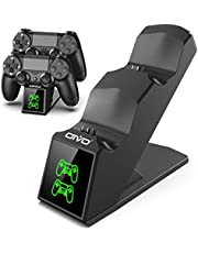PS4 Controller Charger for Playstation 4 Controller, OIVO PS4 Controller Charging Dock Station with Fast-Charging Chip for PS4 Controller