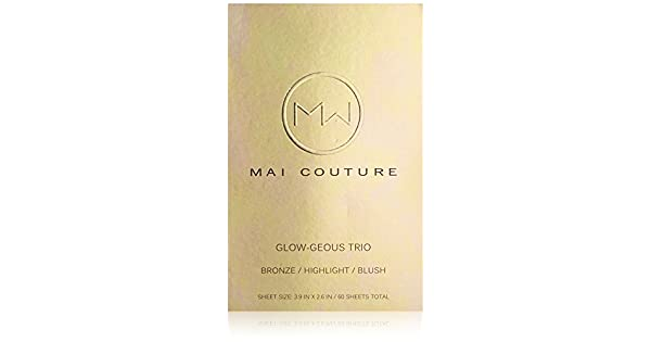 Amazon.com: Mai Couture Trio, Glow-Geous: Luxury Beauty
