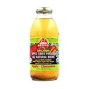 Amazon.com : Bragg Apple Cider Vinegar Drink, Apple