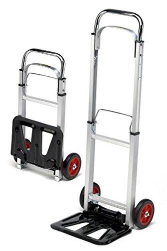 Sackkarre ALU klappbar 90kg Transportkarre Stapelkarre Handkarre Karre