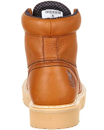 Toe Steel Georgia Gold Boots Men's Work Wedge t8SSw1q0